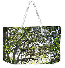 Knarly Oak Weekender Tote Bag