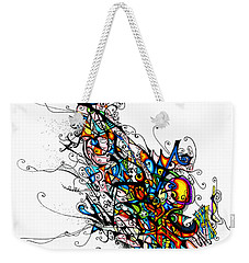 Kneeling Angel Weekender Tote Bag