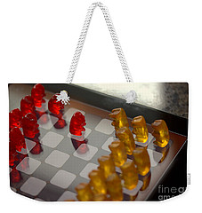 Knight Takes Pawn Weekender Tote Bag