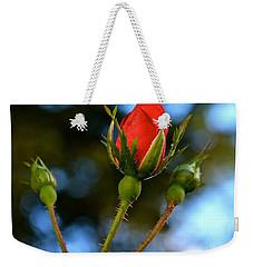 Knockout Rosebud Weekender Tote Bag