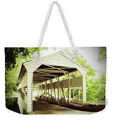 Knox Bridge Weekender Tote Bag