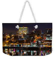 Knoxville Waterfront Weekender Tote Bag