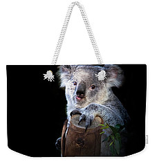 Koala Bear Weekender Tote Bag
