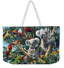 Koala Outback Weekender Tote Bag