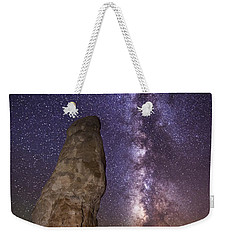 Kodachrome Galaxy Weekender Tote Bag