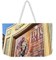 Kodak Theatre Weekender Tote Bag by Mariola Bitner