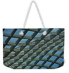 Kogod Courtyard Ceiling #6 Weekender Tote Bag