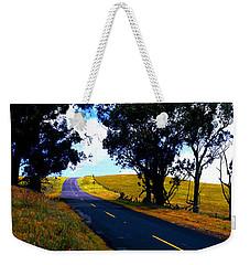 Kohala Mountain Road  Big Island Hawaii  Weekender Tote Bag