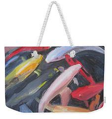 Koi #6 Weekender Tote Bag