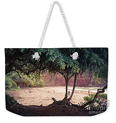 Koki Beach Kaiwiopele Haneo'o Hana Maui Hikina Hawaii Weekender Tote Bag