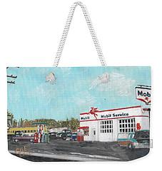 Koki's Garage Weekender Tote Bag