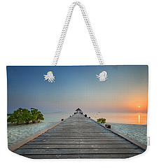 Komandoo Sunrise Weekender Tote Bag