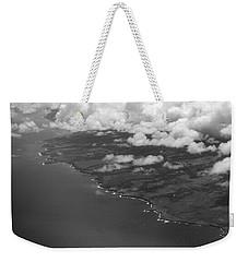 Kona And Clouds Weekender Tote Bag