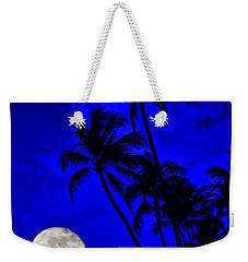 Kona Moon Rising Weekender Tote Bag by David Lawson