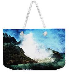 Kona Sea Weekender Tote Bag by Athala Carole Bruckner