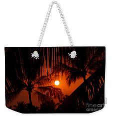 Kona Sunset Weekender Tote Bag