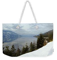 Kootenay Paradise Weekender Tote Bag by Leone Lund