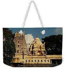 Kote Venkataramana Temple Weekender Tote Bag by Mini Arora