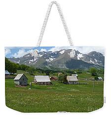 Kovcica - Durmitor National Park - Montenegro Weekender Tote Bag