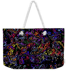 Weekender Tote Bag featuring the photograph Kroible 2 by Mark Blauhoefer