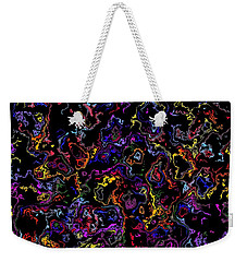 Weekender Tote Bag featuring the photograph Kroible 4 by Mark Blauhoefer