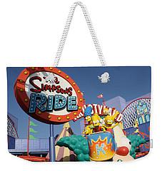 Krusty Weekender Tote Bag