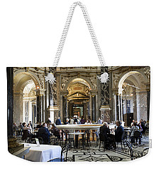 Kunsthistorische Museum Cafe II Weekender Tote Bag by Madeline Ellis