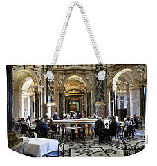 At The Kunsthistorische Museum Cafe II Weekender Tote Bag