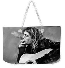 Kurt Cobain Guitar  Weekender Tote Bag