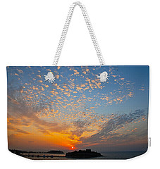 Kusadasi Sunset Weekender Tote Bag by Eric Tressler