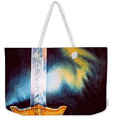 Kyle's Sword Weekender Tote Bag