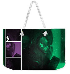 Weekender Tote Bag featuring the photograph L S D  Part Two by Sir Josef - Social Critic - ART