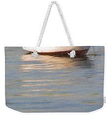 La Barque Au Crepuscule Weekender Tote Bag