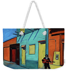 La Boca Morning II Weekender Tote Bag