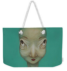 La Coquette  Weekender Tote Bag by Yvonne Wright