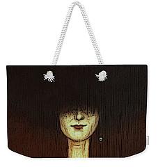 La Femme Fatale Weekender Tote Bag