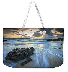 La Fragata Beach Galicia Spain Weekender Tote Bag