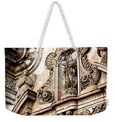 La Iglesia De La Compania  Quito Ecuador Weekender Tote Bag by Eleanor Abramson