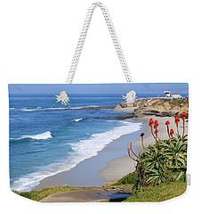La Jolla Beach Weekender Tote Bag