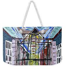 La La Land  Weekender Tote Bag by Leslie Byrne