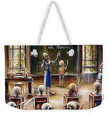 La Maestra Weekender Tote Bag