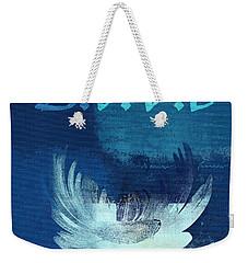 La Marguerite - Love Blue 01 Weekender Tote Bag