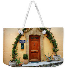 La Maison Du Miel Weekender Tote Bag