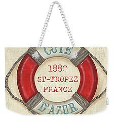 La Mer Cote D'azur Weekender Tote Bag