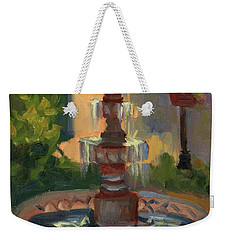 La Quinta Resort Fountain Weekender Tote Bag