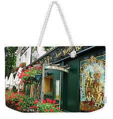 La Terrasse In Montmartre Weekender Tote Bag