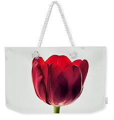 La Tulipe Rouge Weekender Tote Bag