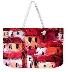 La Vieille Ville Weekender Tote Bag