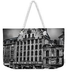 La Voix Du Nord Weekender Tote Bag by Ian Good