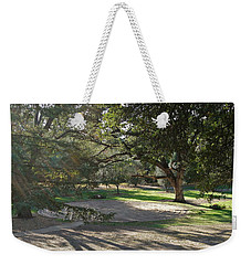 Labyrinth Retreat Weekender Tote Bag